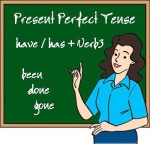 The Present Perfect Tense - Perfect English Grammar